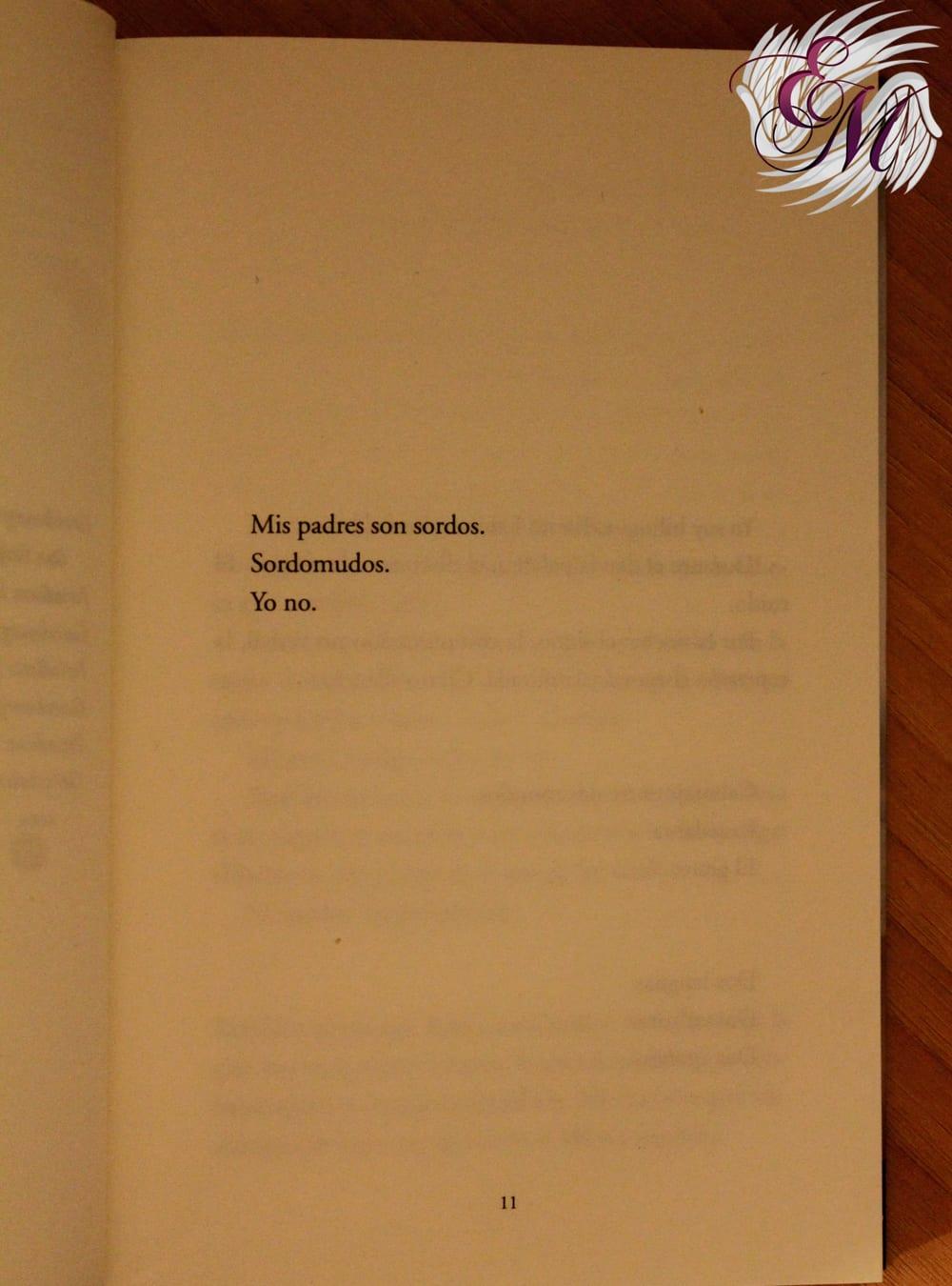 Todas las palabras que no me han dicho, de Véronique Poulain - Reseña