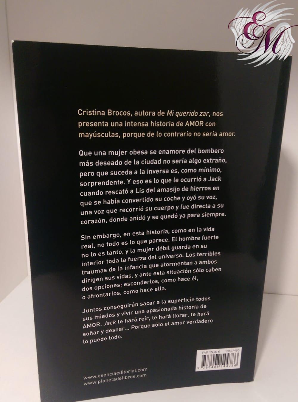 Jack, de Cristina Brocos - Reseña