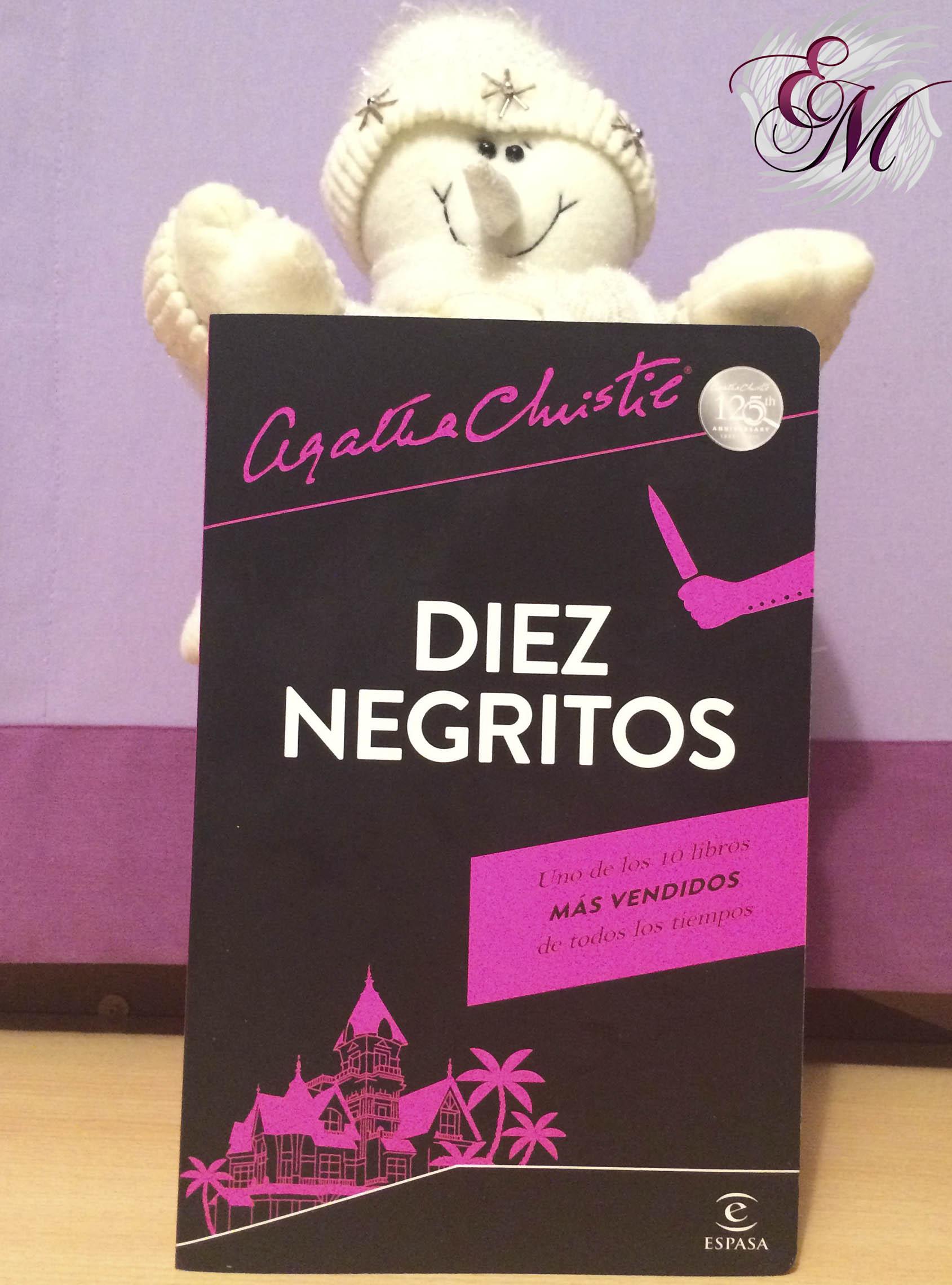 Diez negritos, de Agatha Christie - Reseña