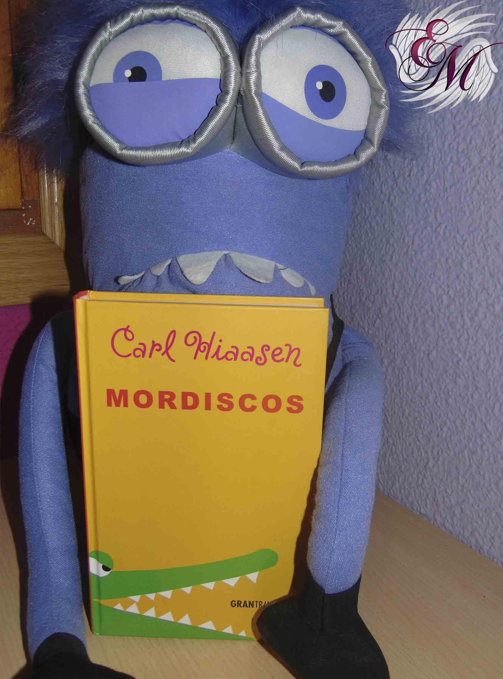 Mordiscos, de Carl Hiaasen - Reseña