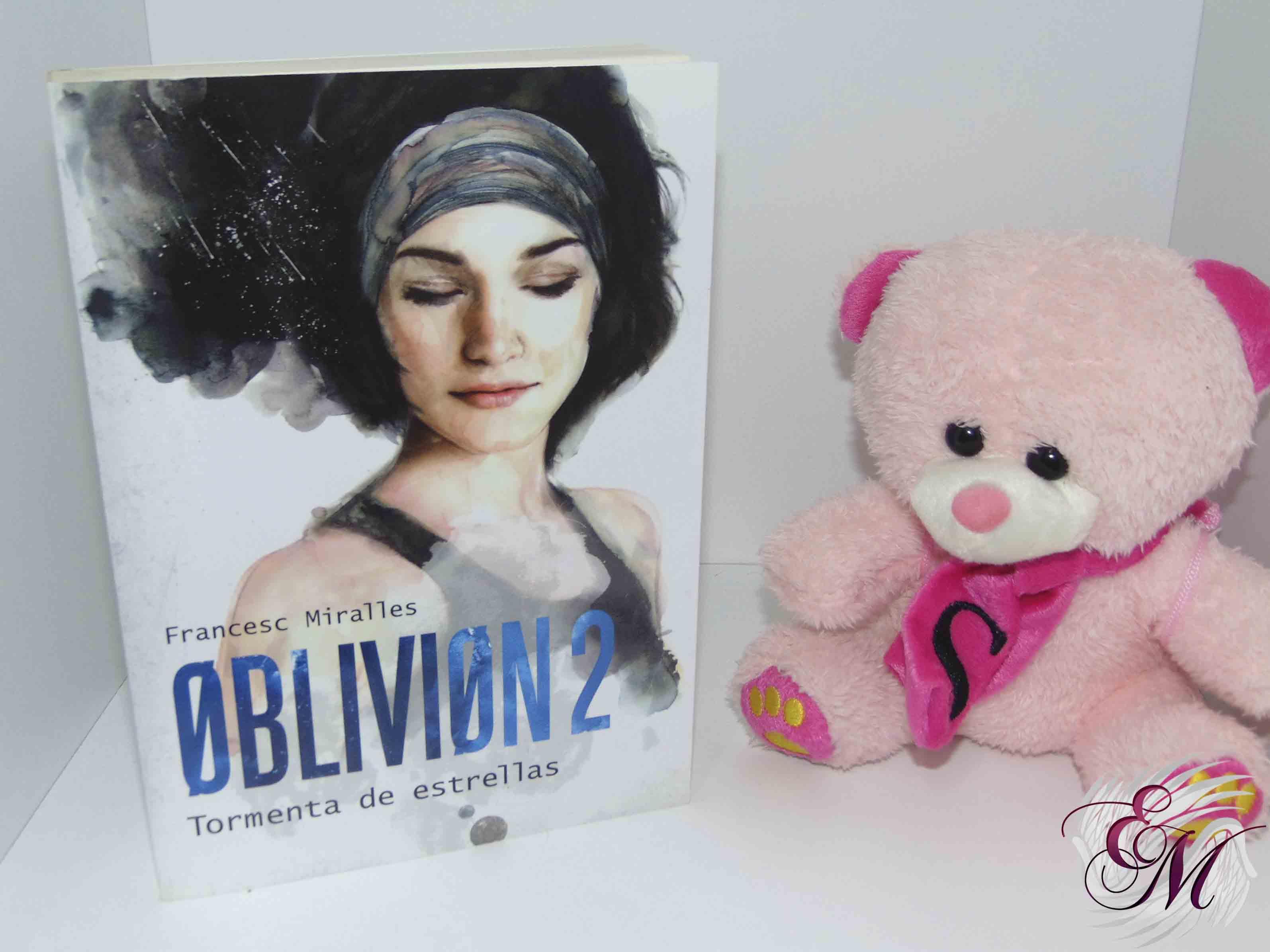 Oblivion: Tormenta de estrellas, de Francesc Miralles - Reseña