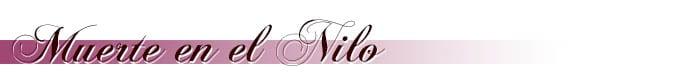 Muerte en el Nilo tt