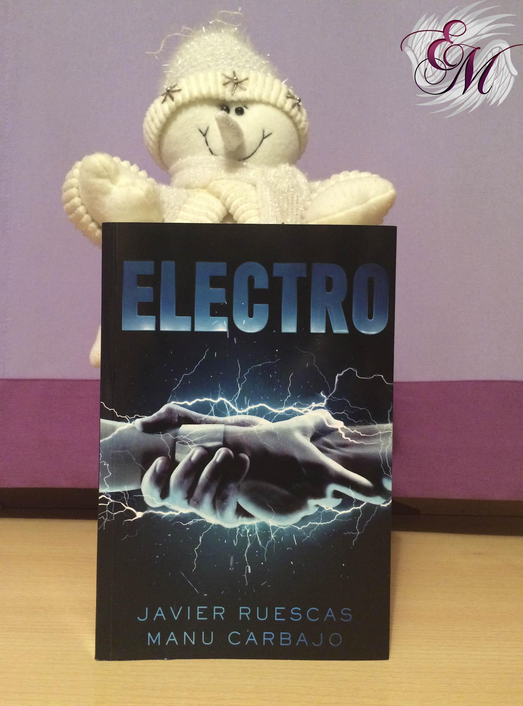 Electro, de Javier Ruescas y Manu Carbajo - Reseña
