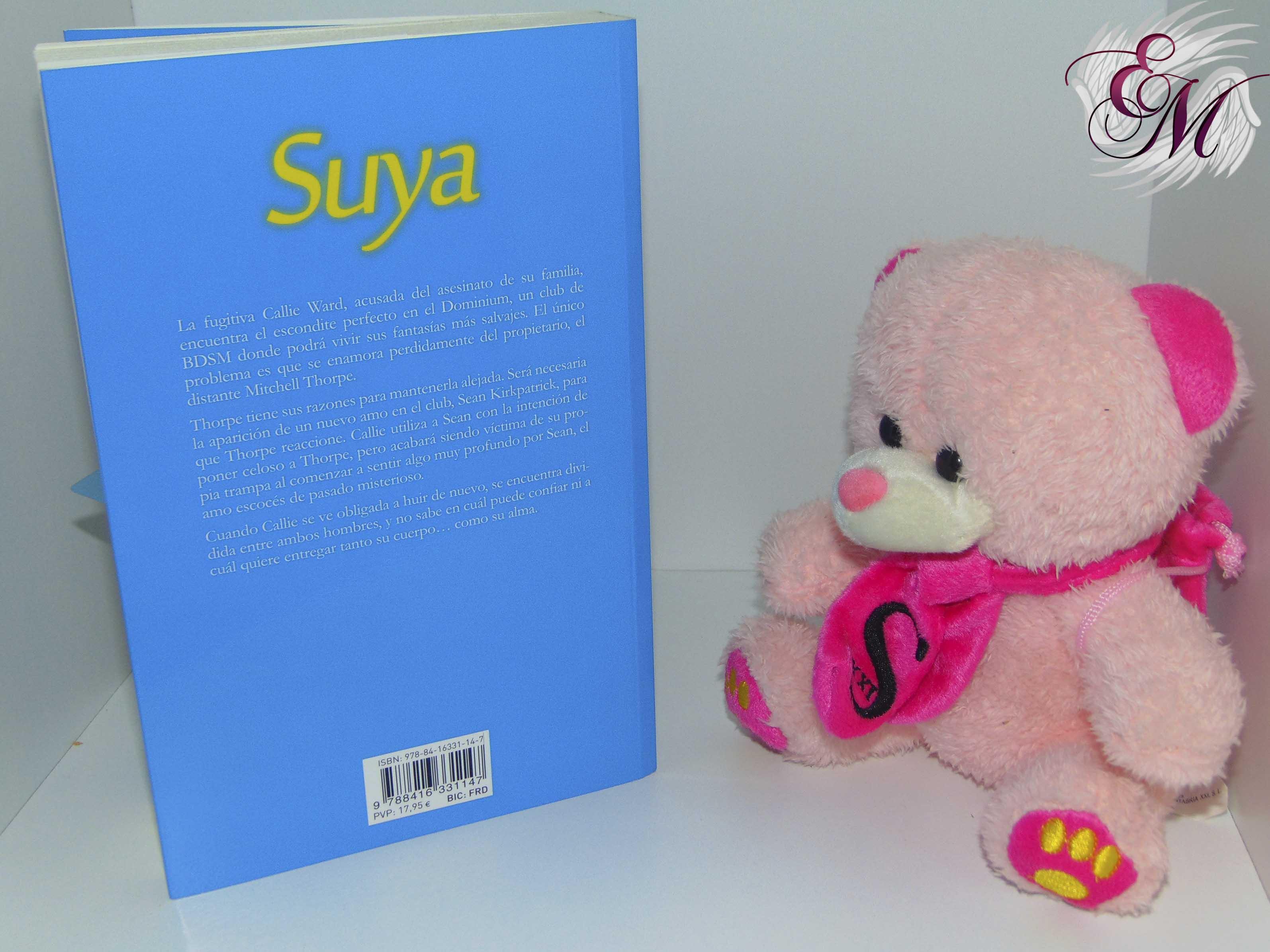 Suya, de Shayla Black - Reseña