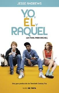Yo, el y Raquel - Jesse Andrews - portada