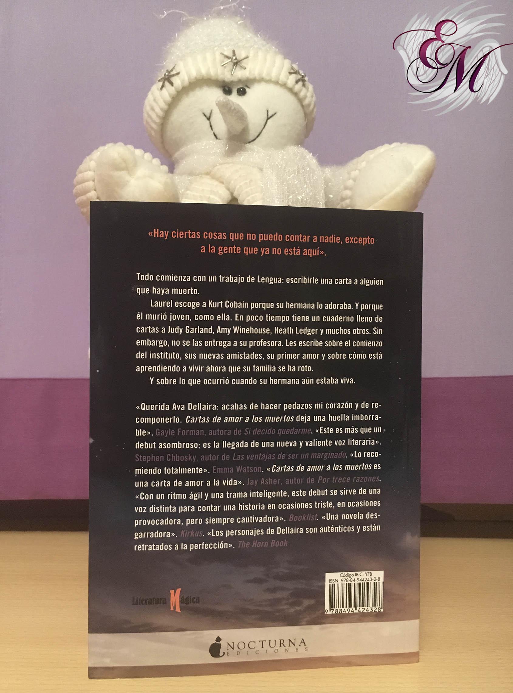 Cartas de amor a los muertos, Ava Dellaira - Reseña