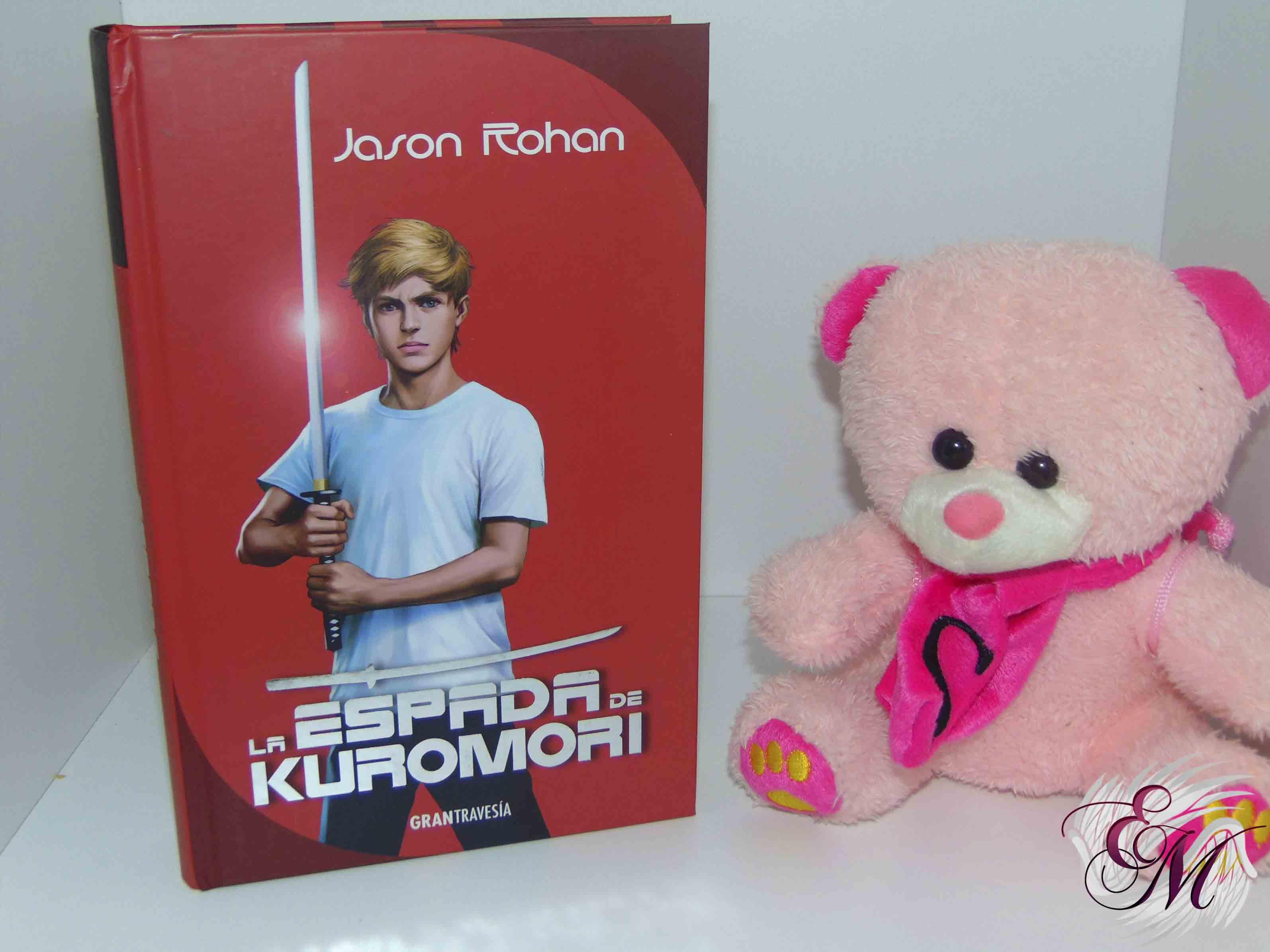 La espada de Kuromori, de Jason Rohan - Reseña
