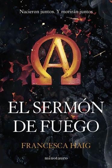 El sermón de fuego, de Francesca Haig - Reseña
