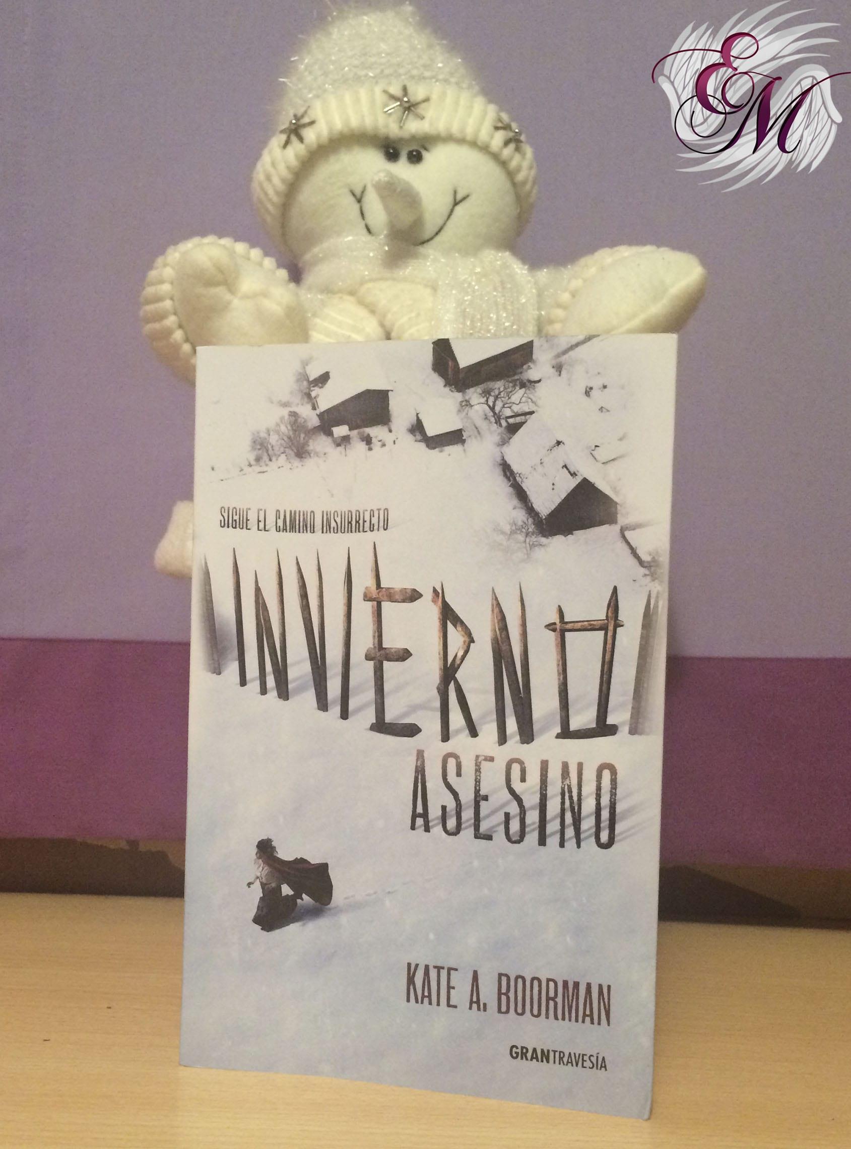 Invierno asesino, de Kate A. Boorman - Reseña
