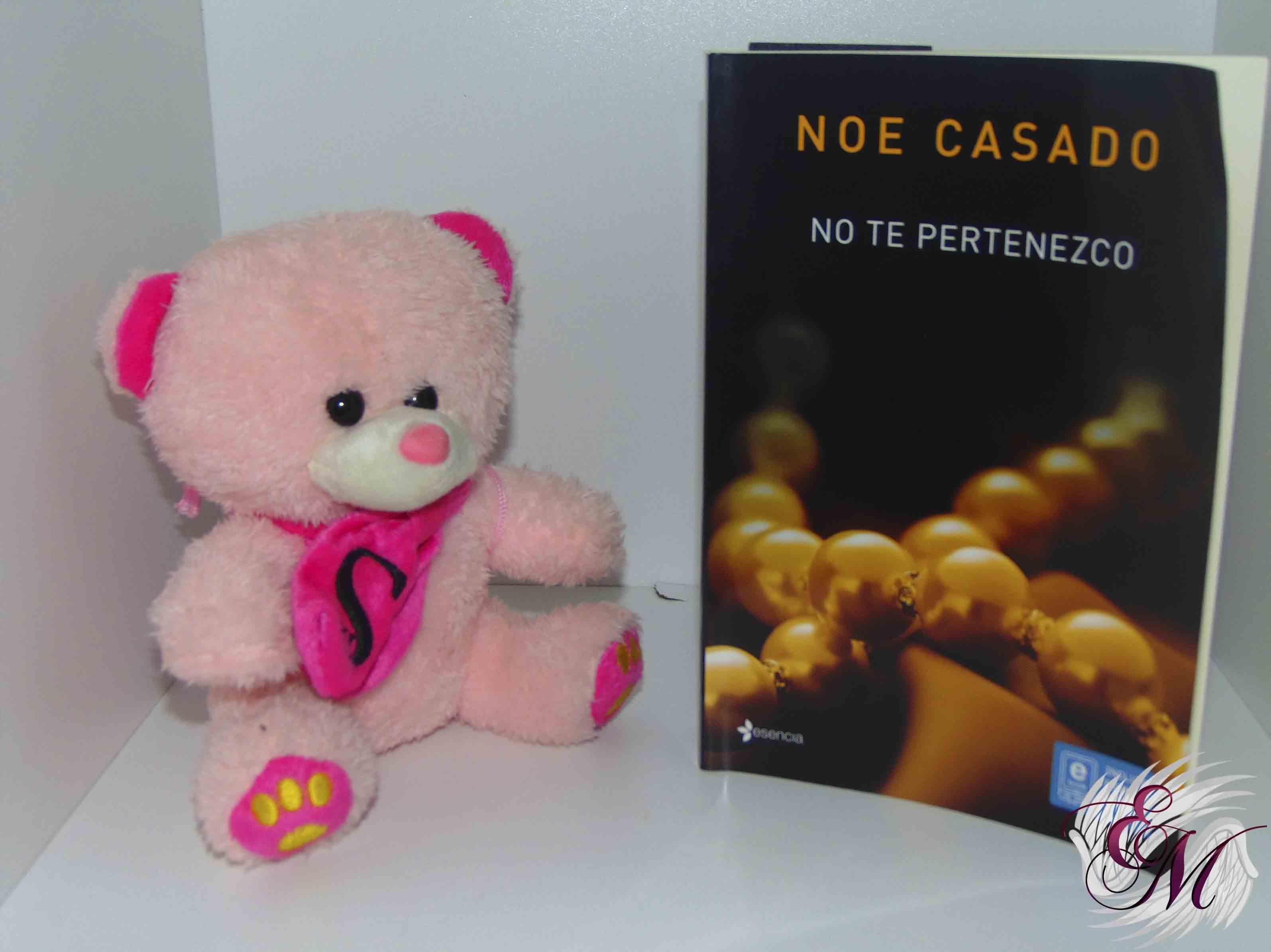 No te pertenezco, de Noe Casado - Reseña
