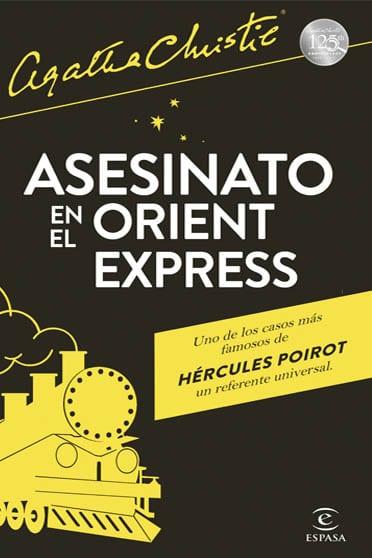 Asesinato en el Orient Express, de Agatha Christie - Reseña