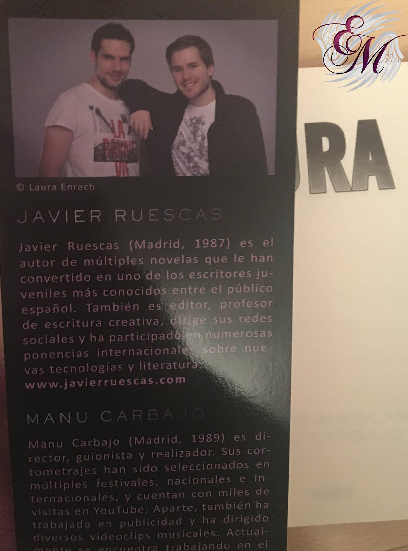 Aura, de Javier Ruescas y Manu Carbajo - Reseña