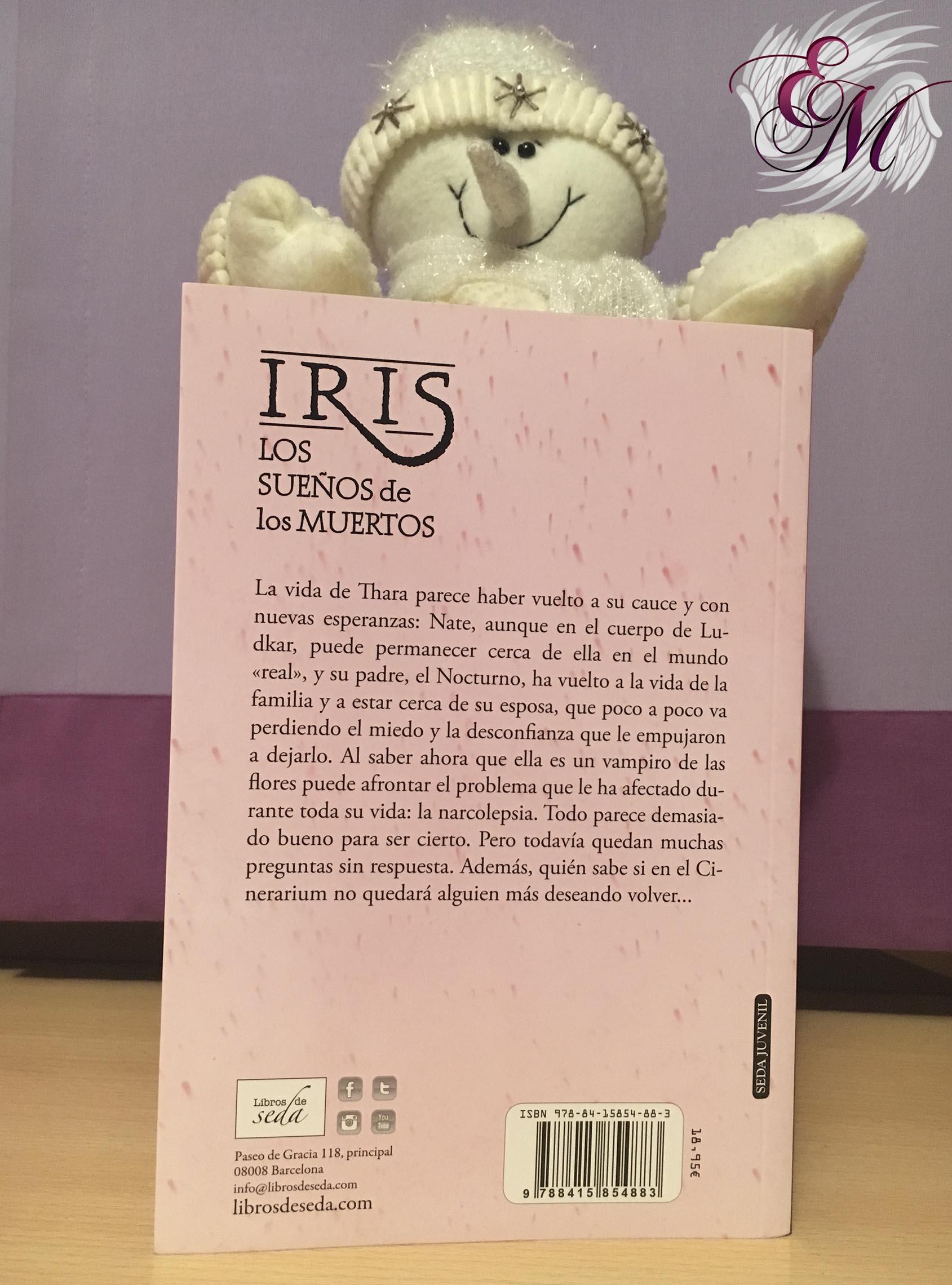 Iris: los sueños de los muertos, de Mauricio Temporin - Reseña