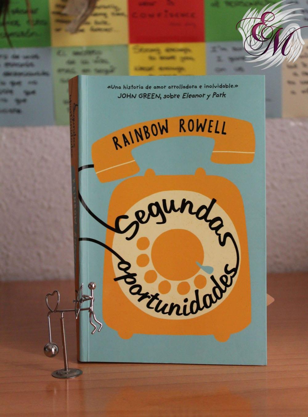 Segundas oportunidades, de Rainbow Rowell – Reseña