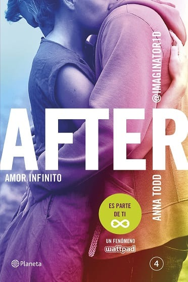 after en mil pedazos, Anna Todd - Reseña