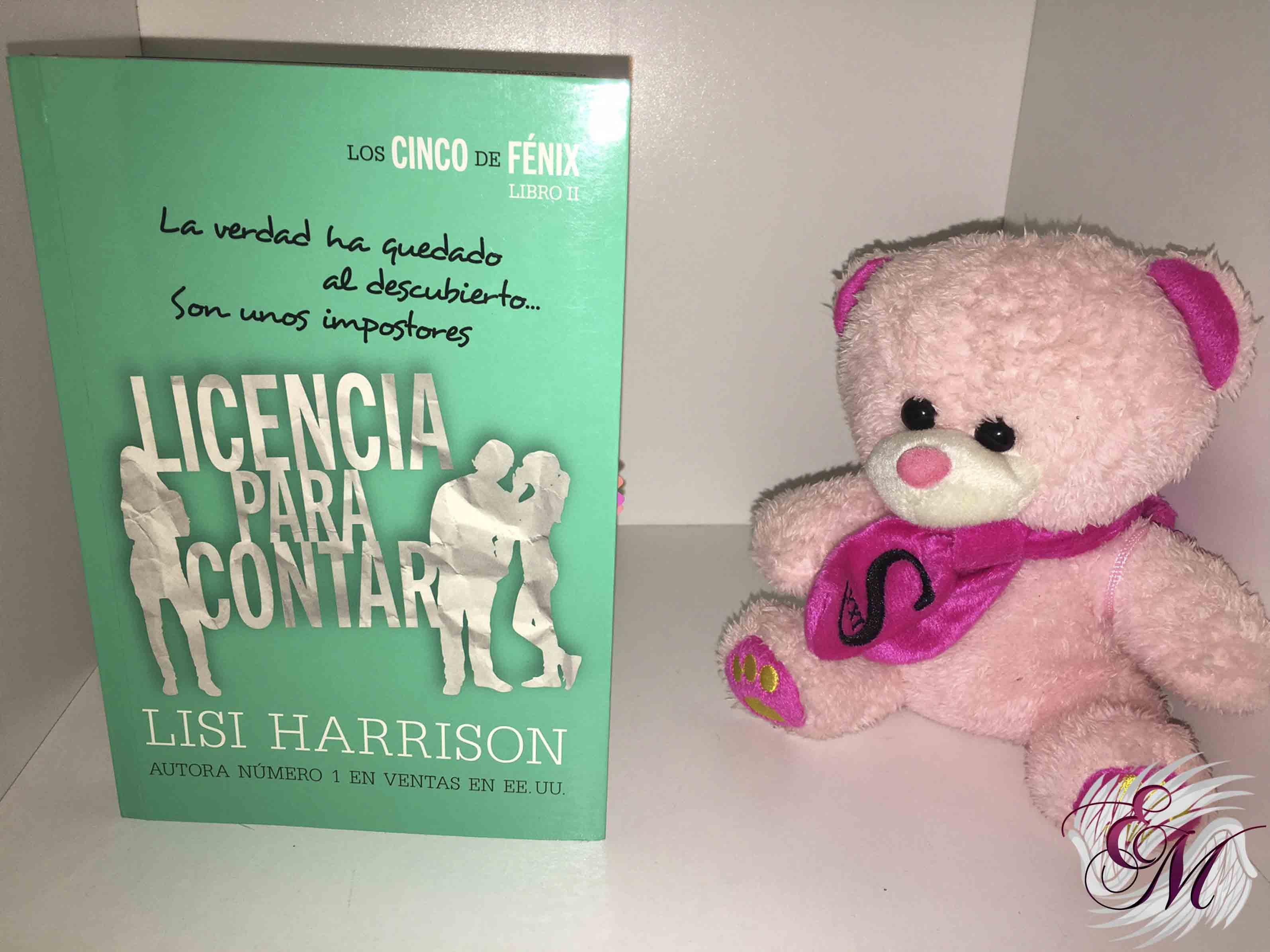 Licencia para contar, de Lisi Harrison - Reseña