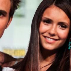 Crónicas Vampíricas: La producción barajaba un final donde Elena y Stefan retomaban su amor