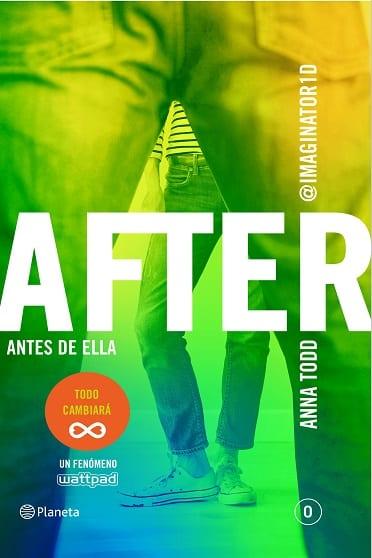After, de Anna Todd - Reseña
