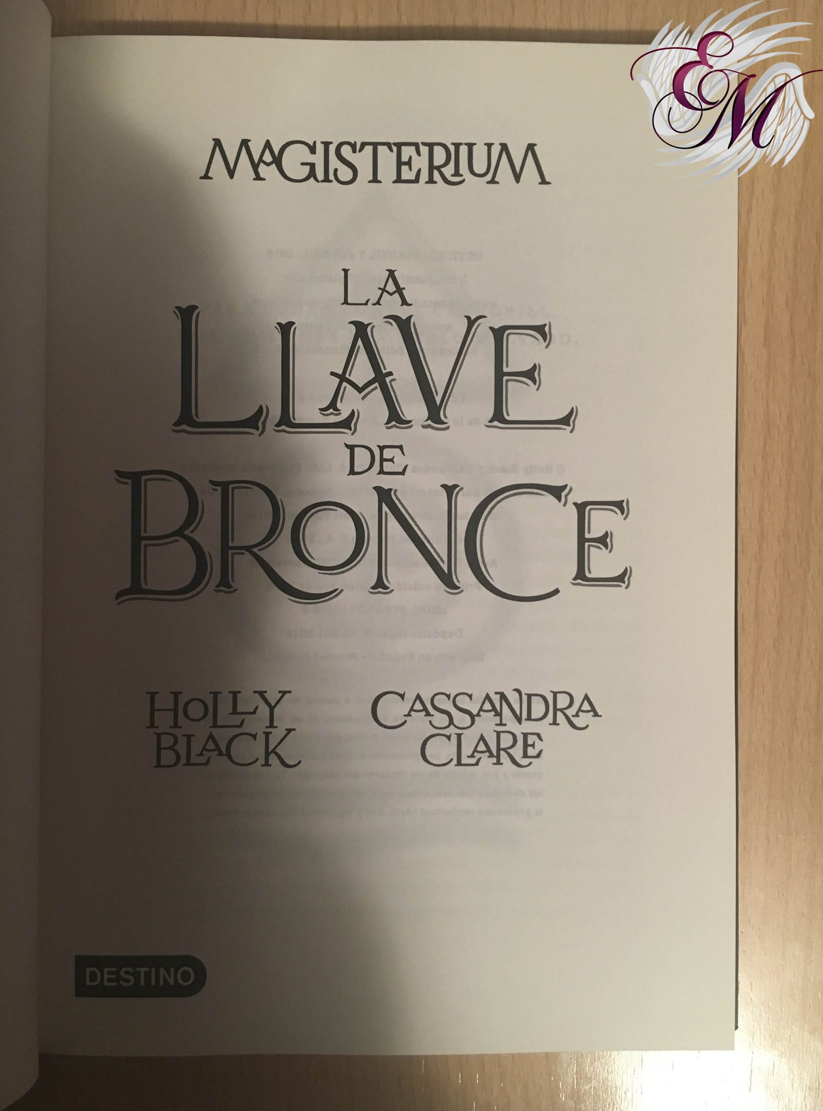La llave de bronce, de Cassandra Clare y Holly Black - Reseña