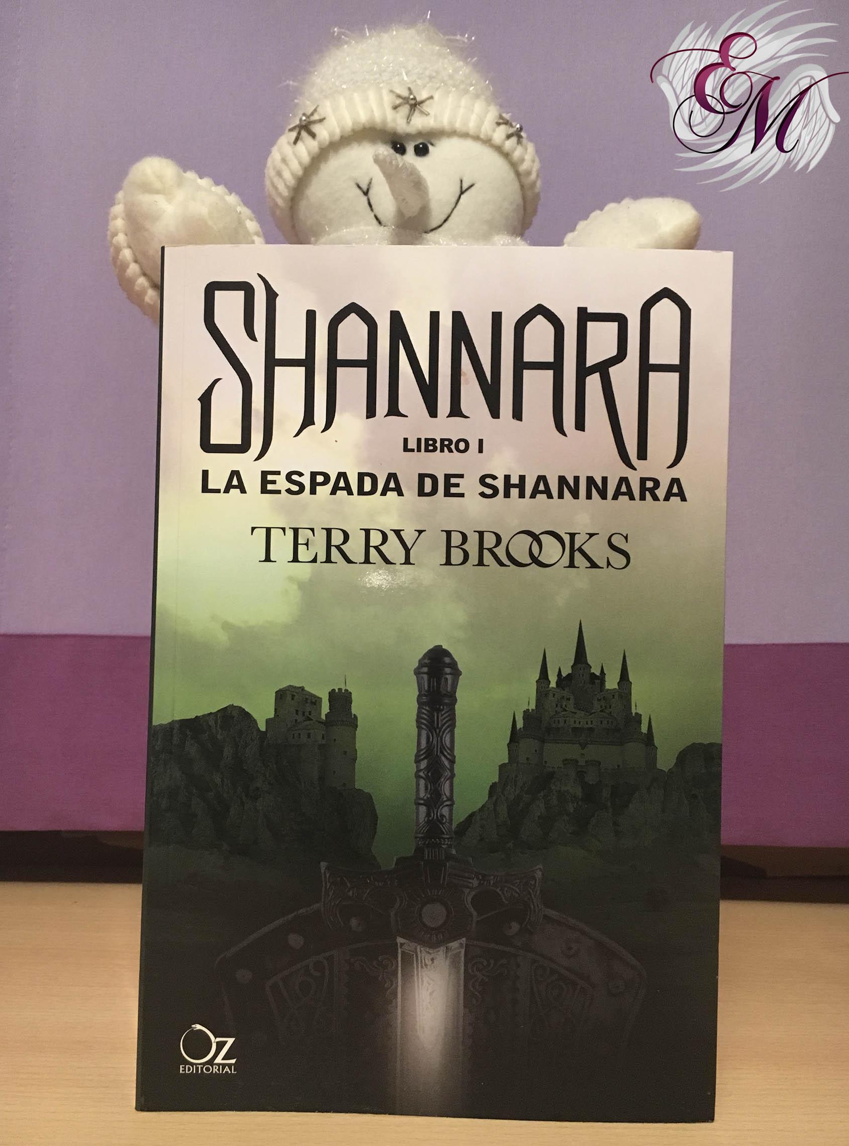 La espada de Shannara, de Terry Brooks - Reseña