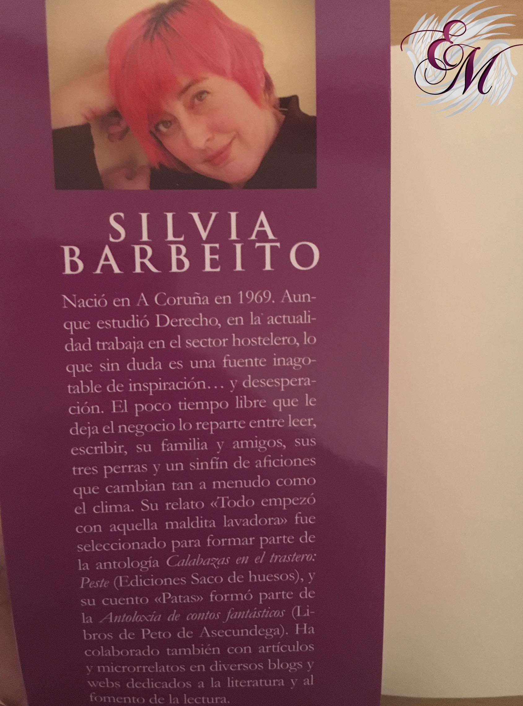 Velo de silencio, de Silvia Barbeito - Reseña