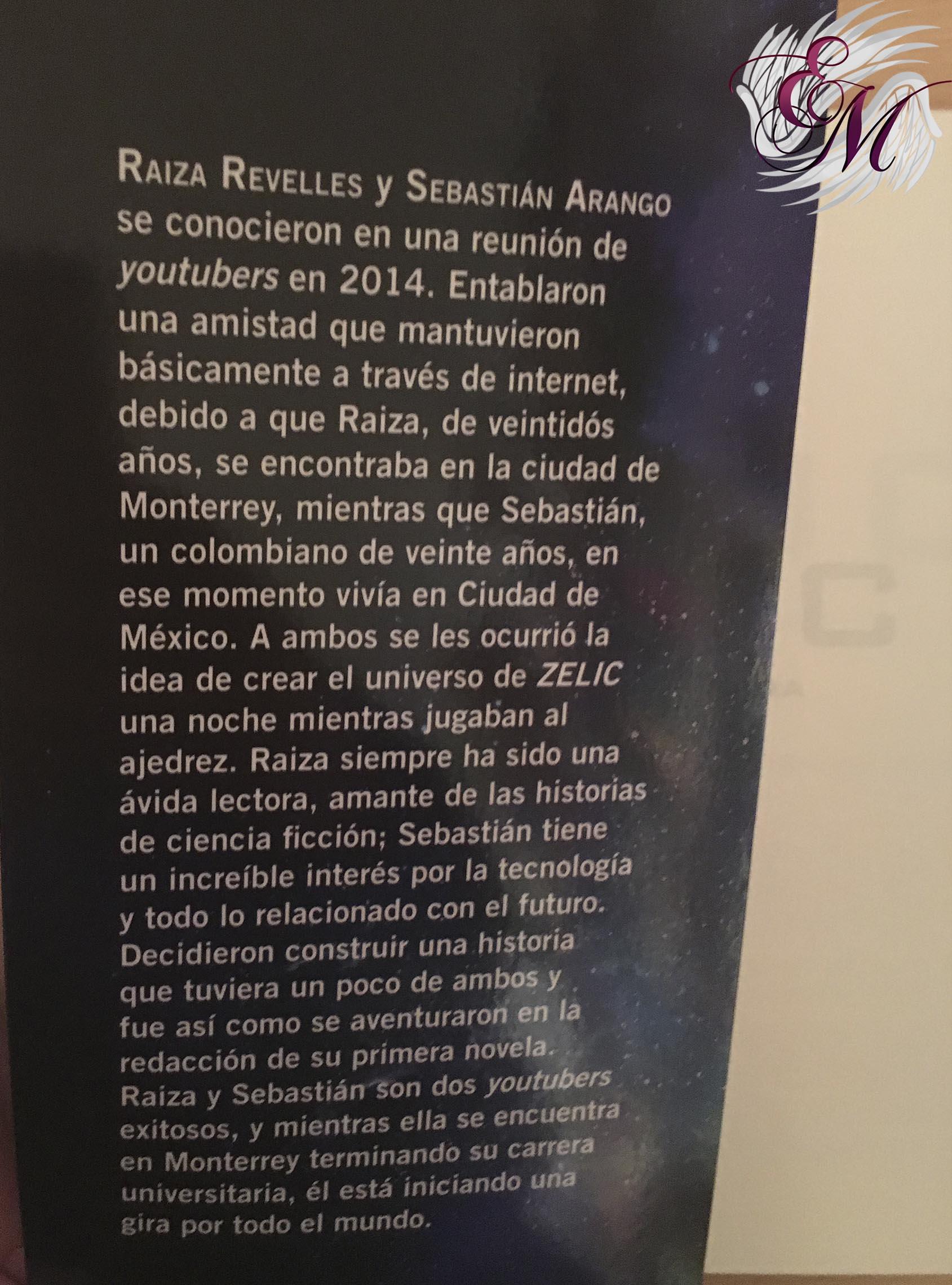 Zelic. La nueva tierra, de Raiza Revelles y Sebastián Arango - Reseña