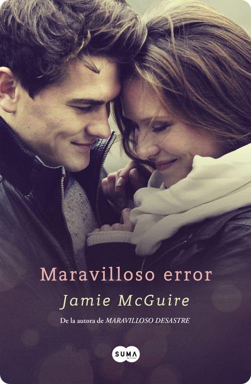 Maravilloso error, de Jamie McGuire – Reseña