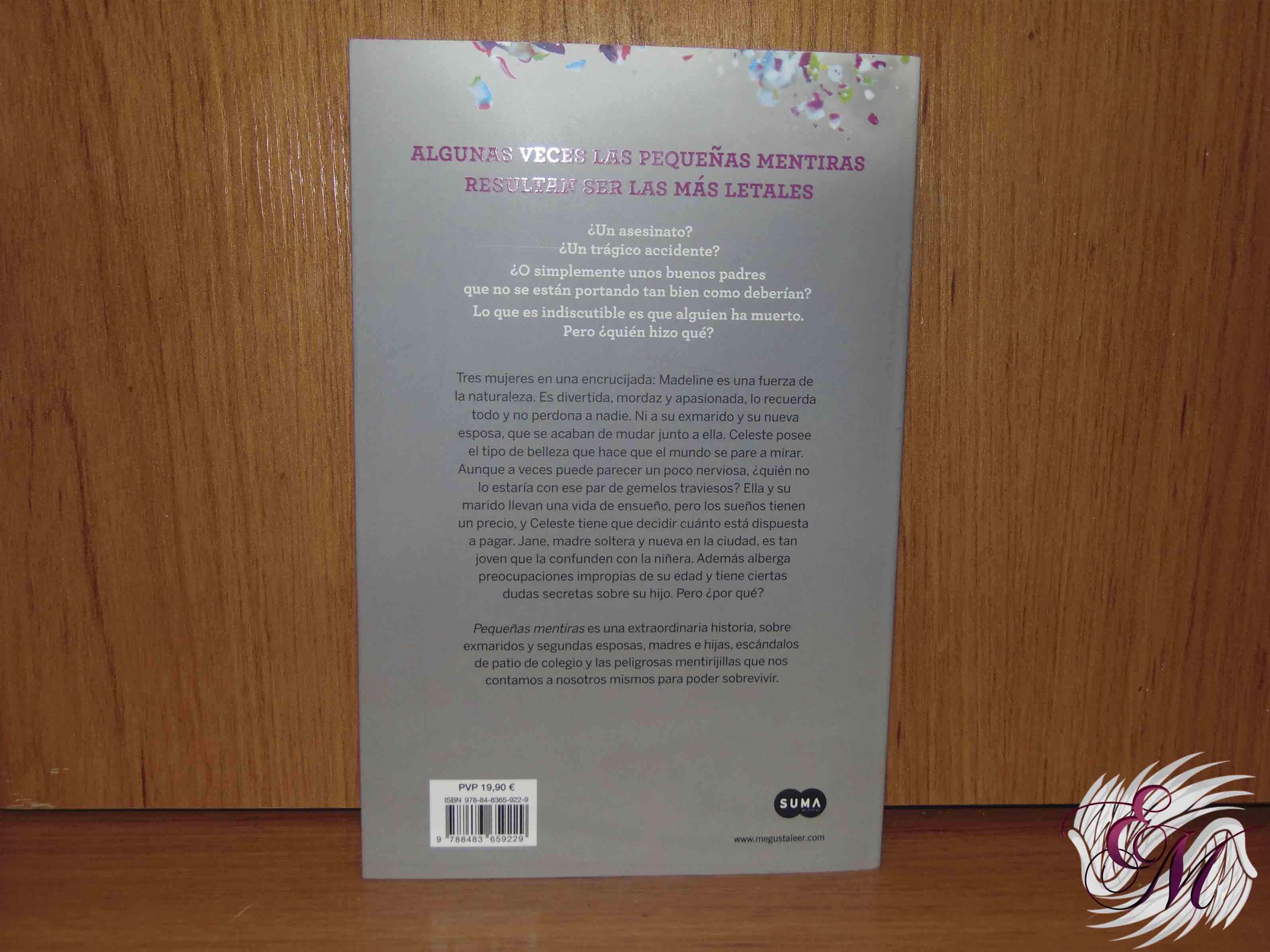 Pequeñas mentiras, de Liane Moriarty - Reseña