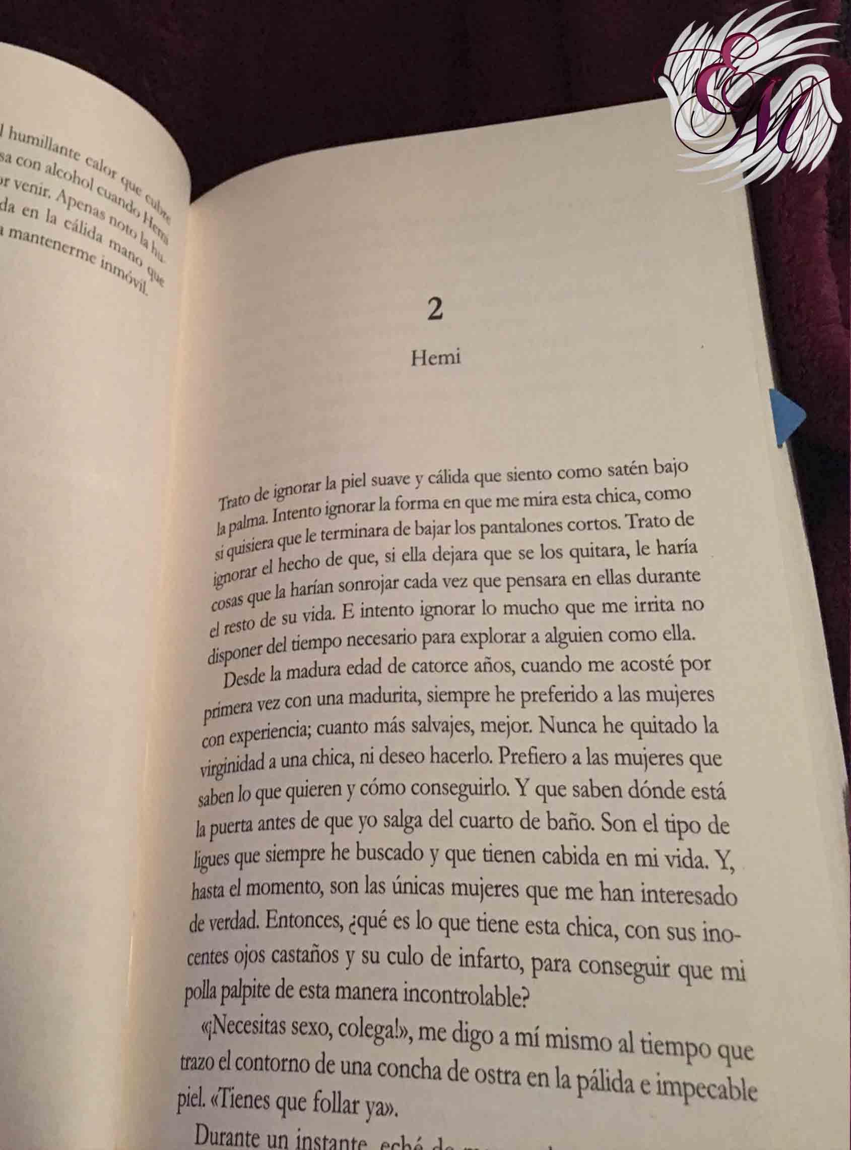 Dulces mentiras, de M.Leighton - Reseña