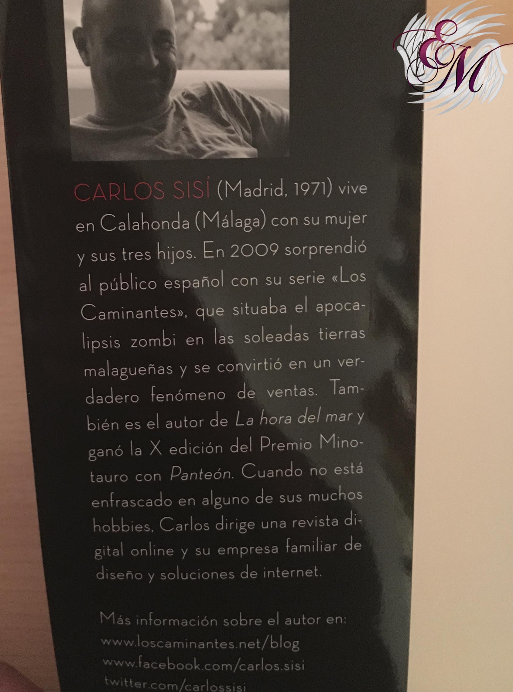 Alma, de Carlos Sisí - Reseña