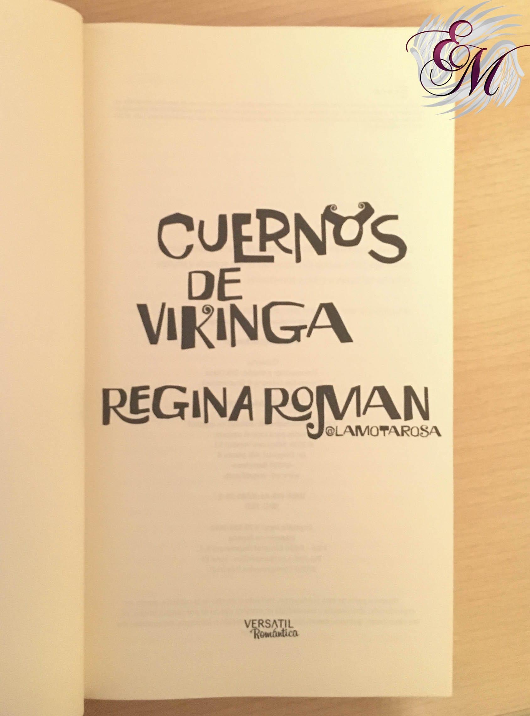 Cuernos de vikinga, de Regina Roman - Reseña