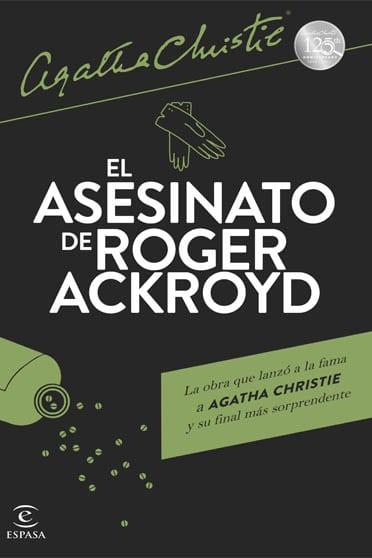 El asesinato de Roger Ackroyd, de Agatha Christie - Reseña