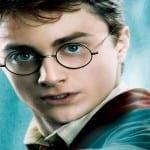 Versión anime de los personajes de Harry Potter