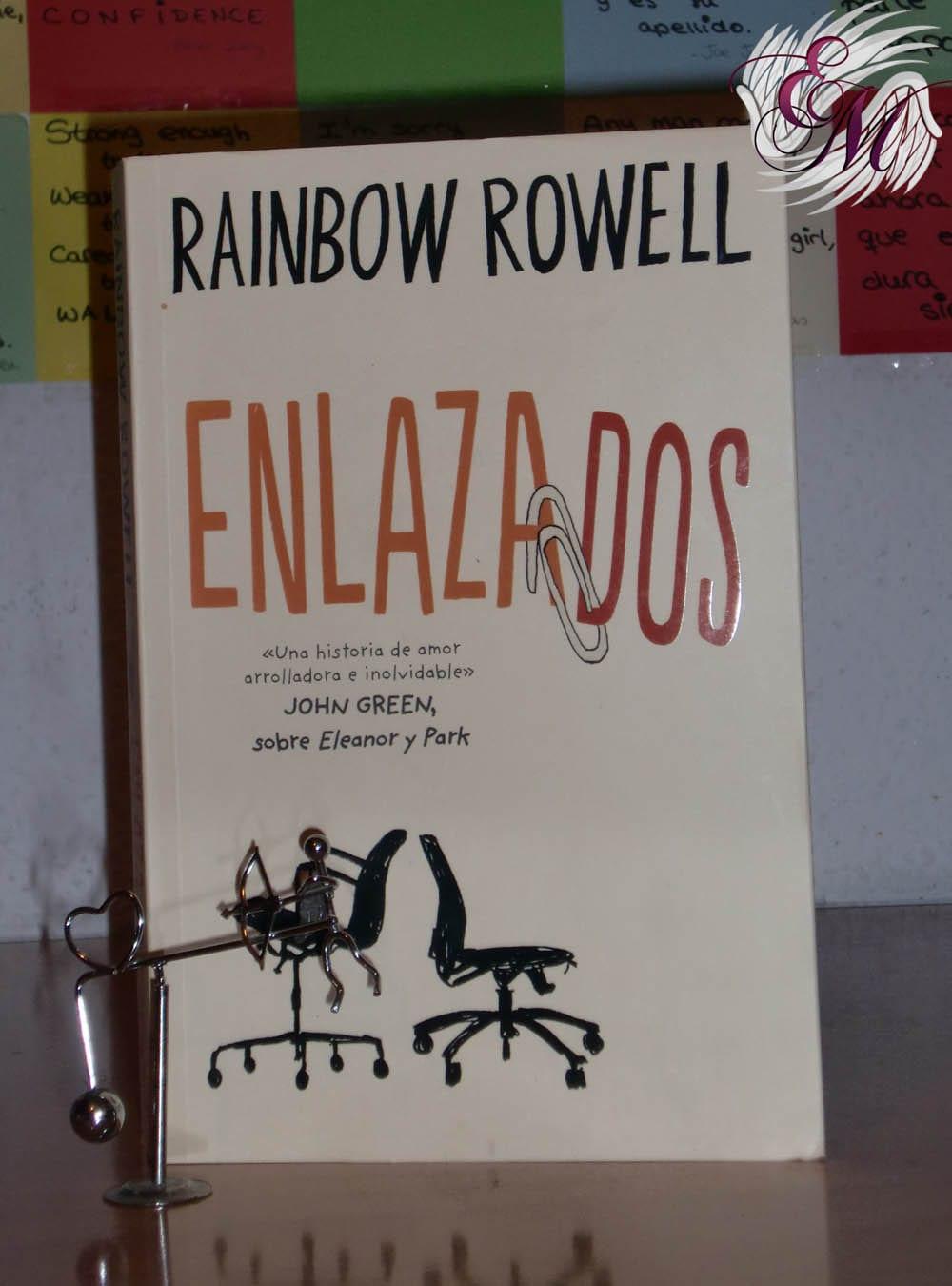 Enlazados, de Rainbow Rowell - Reseña