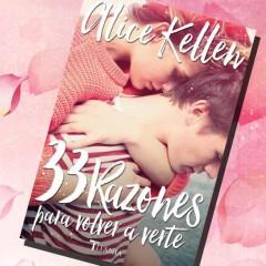 Alice Kellen nos cuenta cómo nació '33 razones para volver a verte'