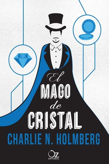 El mago de papel, de Charlie N. Holmberg - Reseña