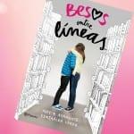 'Besos entre líneas', de May R. Ayamonte y Esmeralda Verdú, ¡a la venta el 12 de abril!
