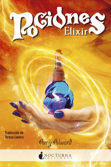 Elixir, de Amy Alward - Reseña