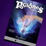 'Filtro', el primer libro de la serie 'Pociones', ¡a la venta el 14 de Marzo!