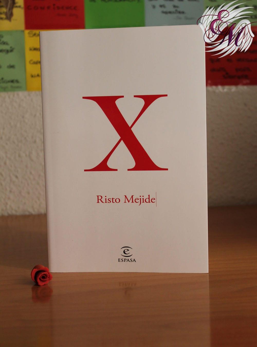 X, de Risto Mejide – Reseña