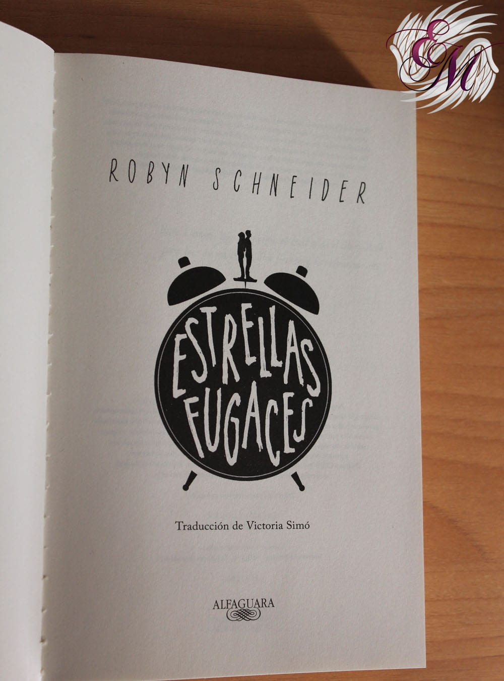 Estrellas fugaces, de Robyn Schneider - Reseña