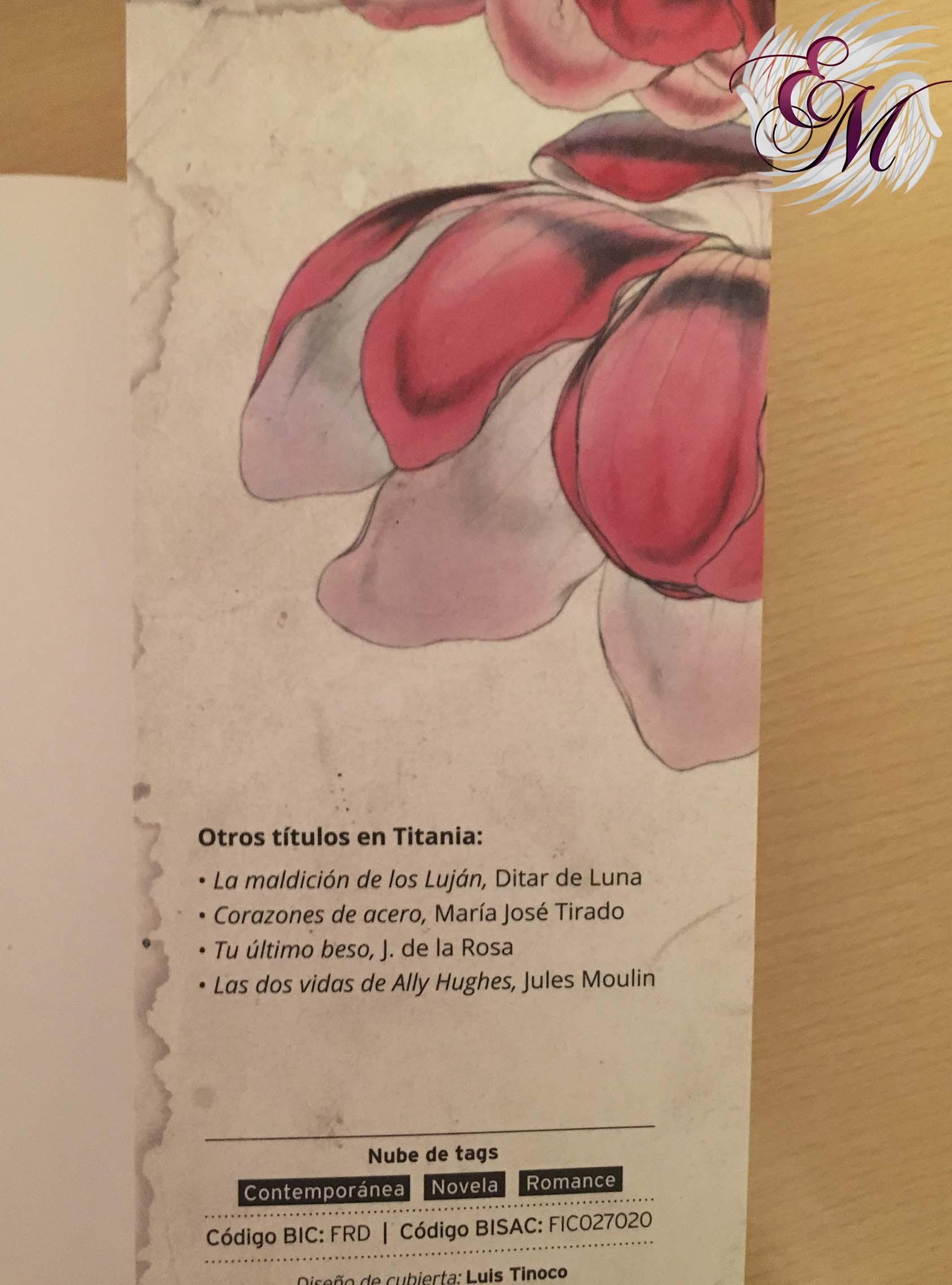 Herbarium Las flores de Gideon, de Anna Casanovas - Reseña