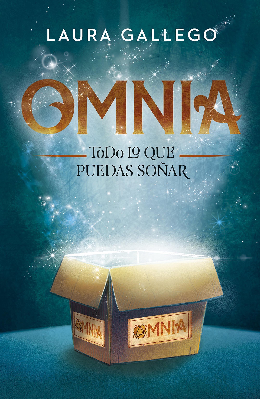 Omnia: Todo lo que puedas soñar - Laura Gallego - portada