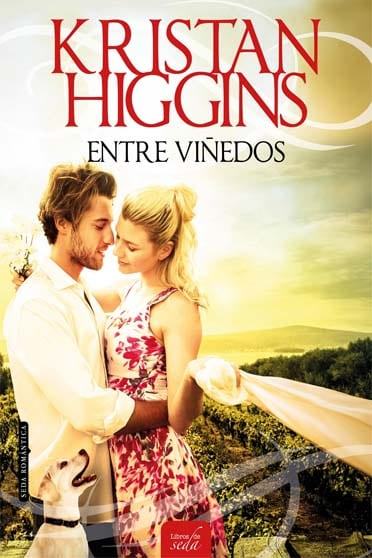 Entre viñedos - Kristan Higgins - portada