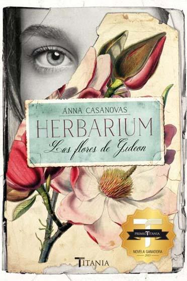 Herbarium Las flores de Gideon portada