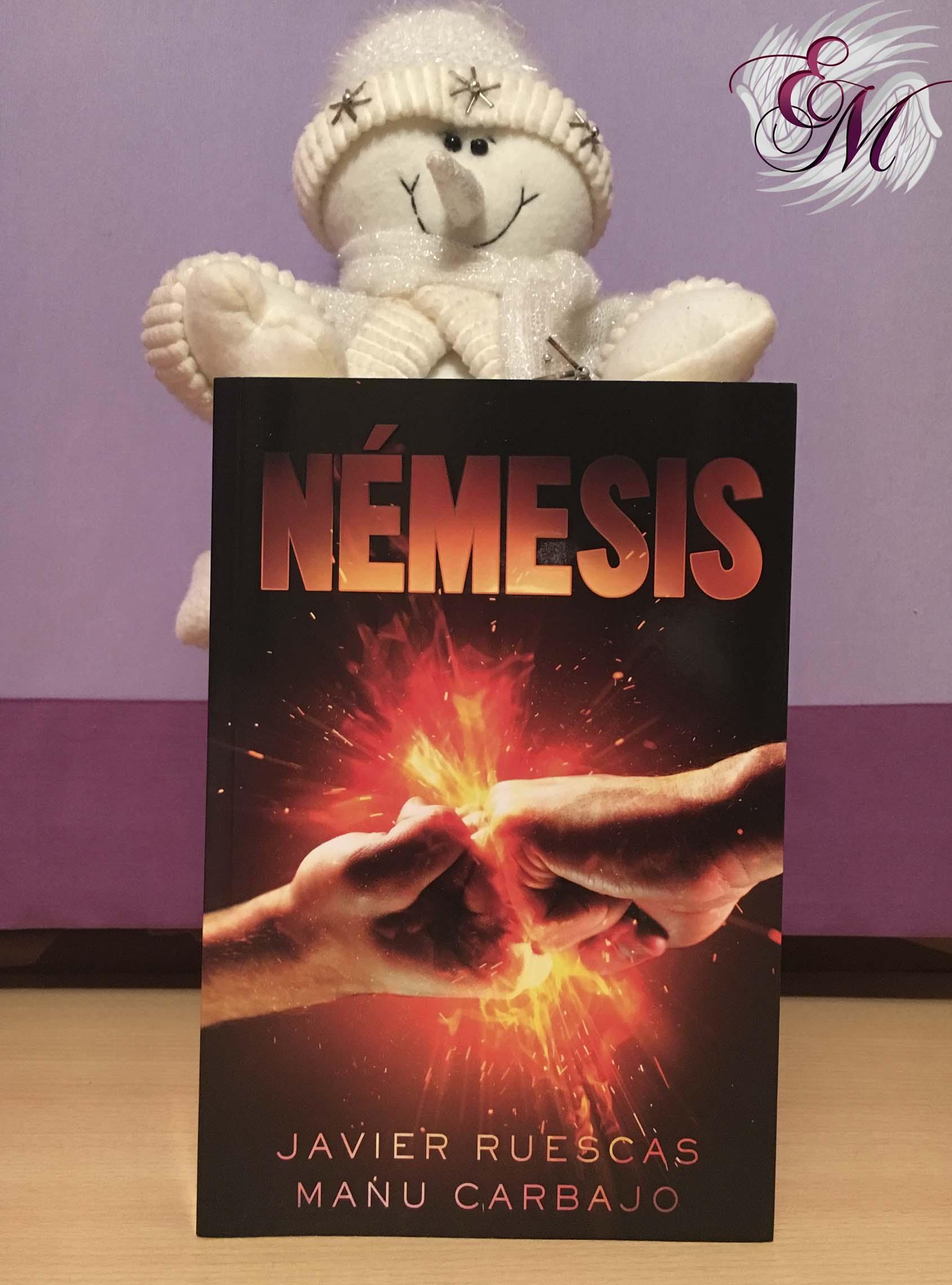 Némesis, Javier Ruescas y Manu Carbajo - Reseña