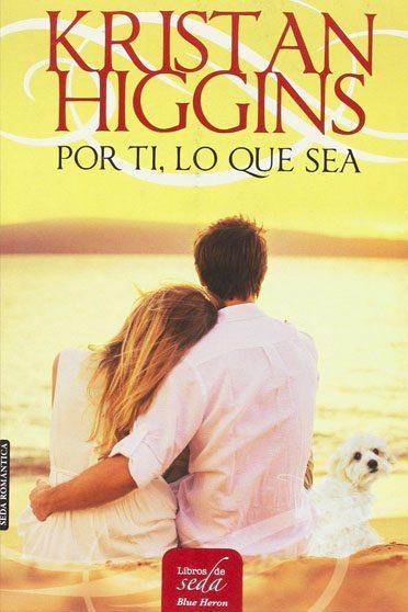 Entre viñedos (libro), de Kristan Higgins - Reseña