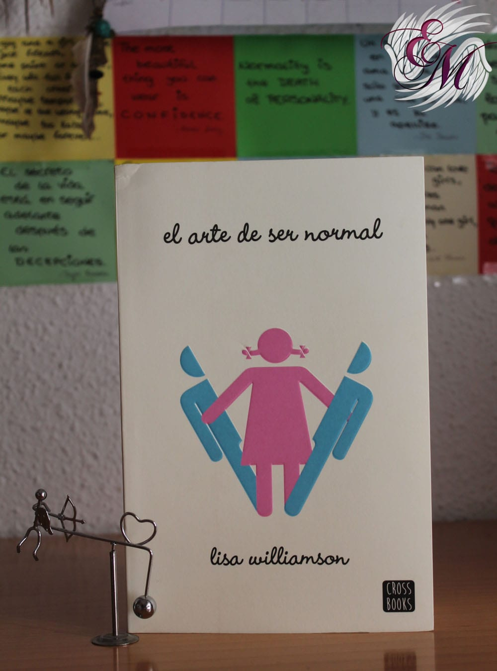 El arte de ser normal, Lisa Williamson - Reseña