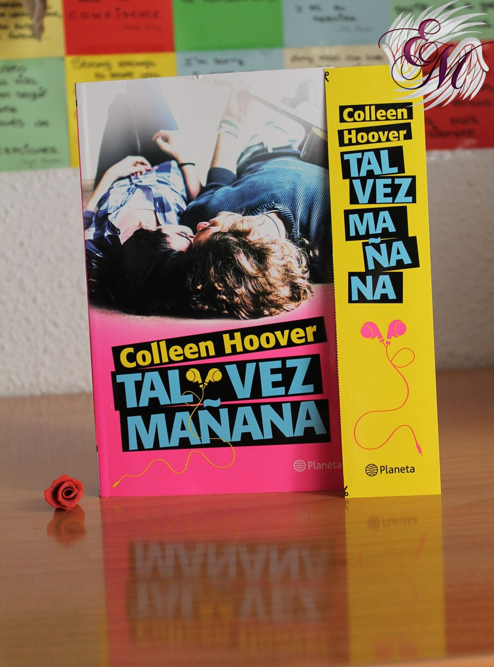Tal vez mañana, de Colleen Hoover – Reseña