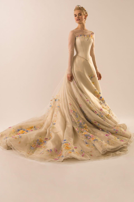 cenicienta vestido boda